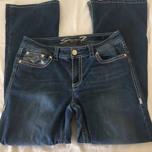 Seven7 Jeans Size 14 - Flare